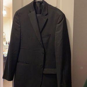 Michael Kors dark gray suit, never worn